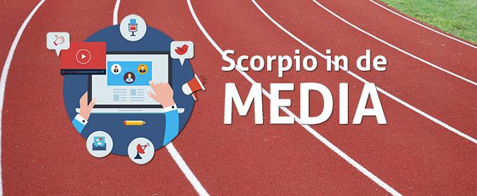 Scorpio in de media