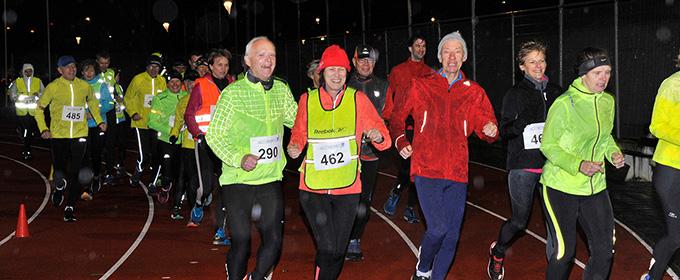Marathon in vier dagen